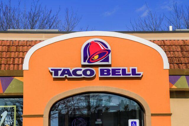 taco bell drug test