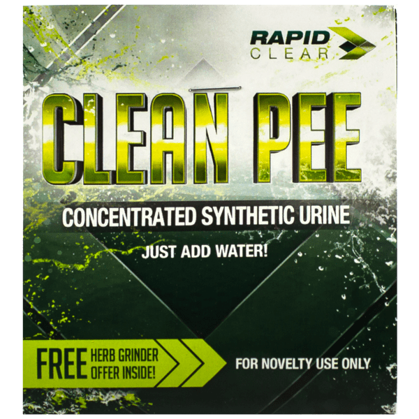 rapid clear clean pee