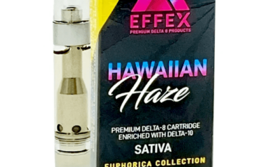 Hawaiian Haze Delta 10 THC Cartridge