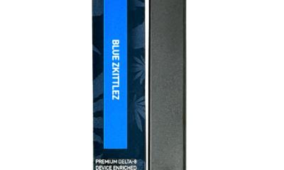 Blue Zkilltlez Premium D-10 Disposable