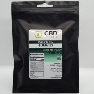 Genesis Delta 8 THC Gummies